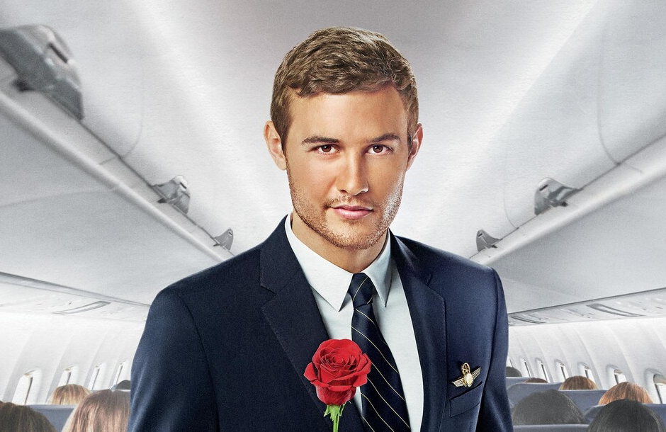 Airline pilot Peter Weber is your new Bachelor. (ABC)