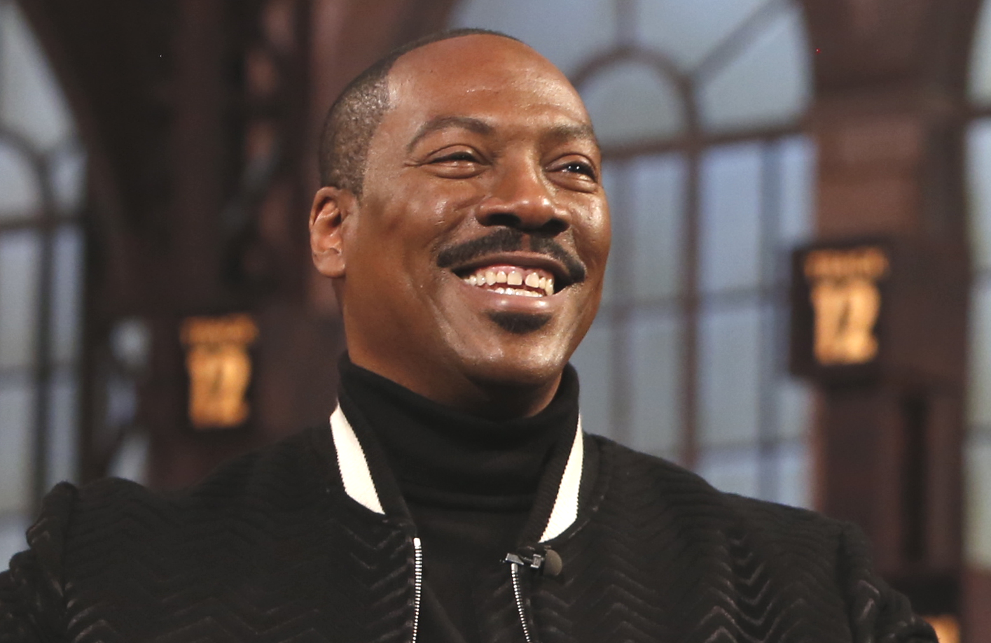 Eddie Murphy's return to Saturday Night Live has been 35 years in the making.