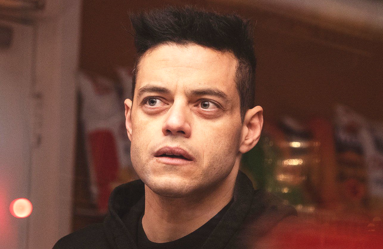 Rami Malek in Mr. Robot (USA)