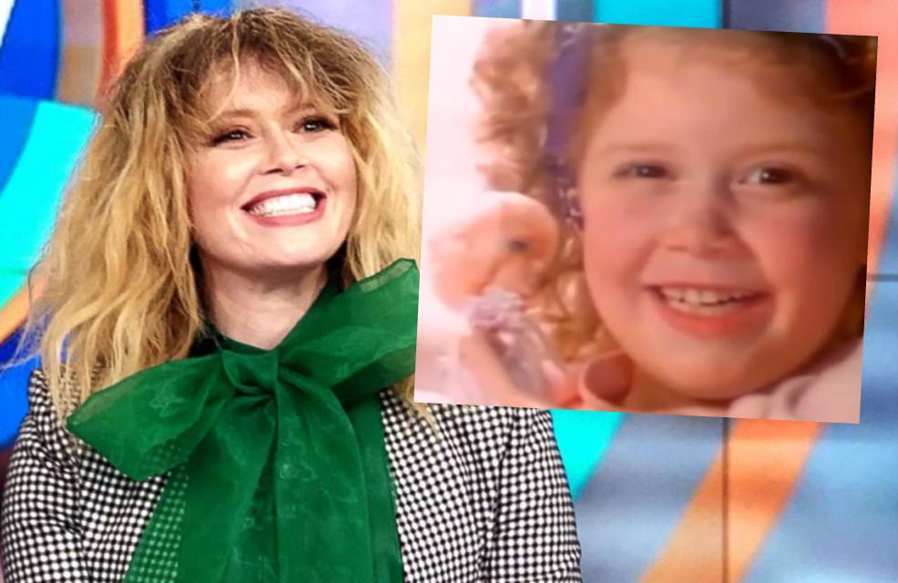 Natasha Lyonne, now and then.