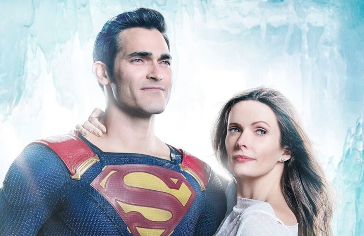 Tyler Hoechlin and Elizabeth Tulloch are set to star in the Arrowverse spinoff Superman and Lois. (The CW)
