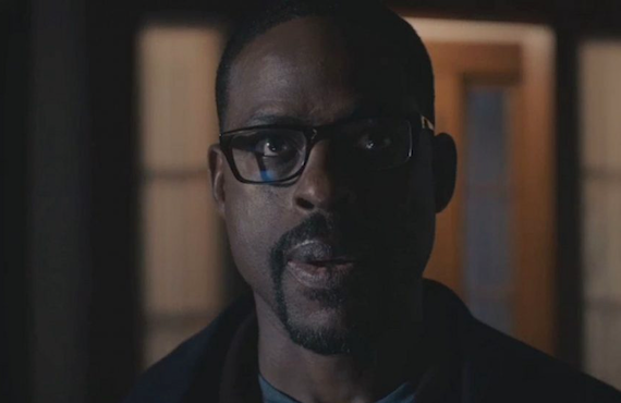 Sterling K Brown in This Is Us. (NBC)