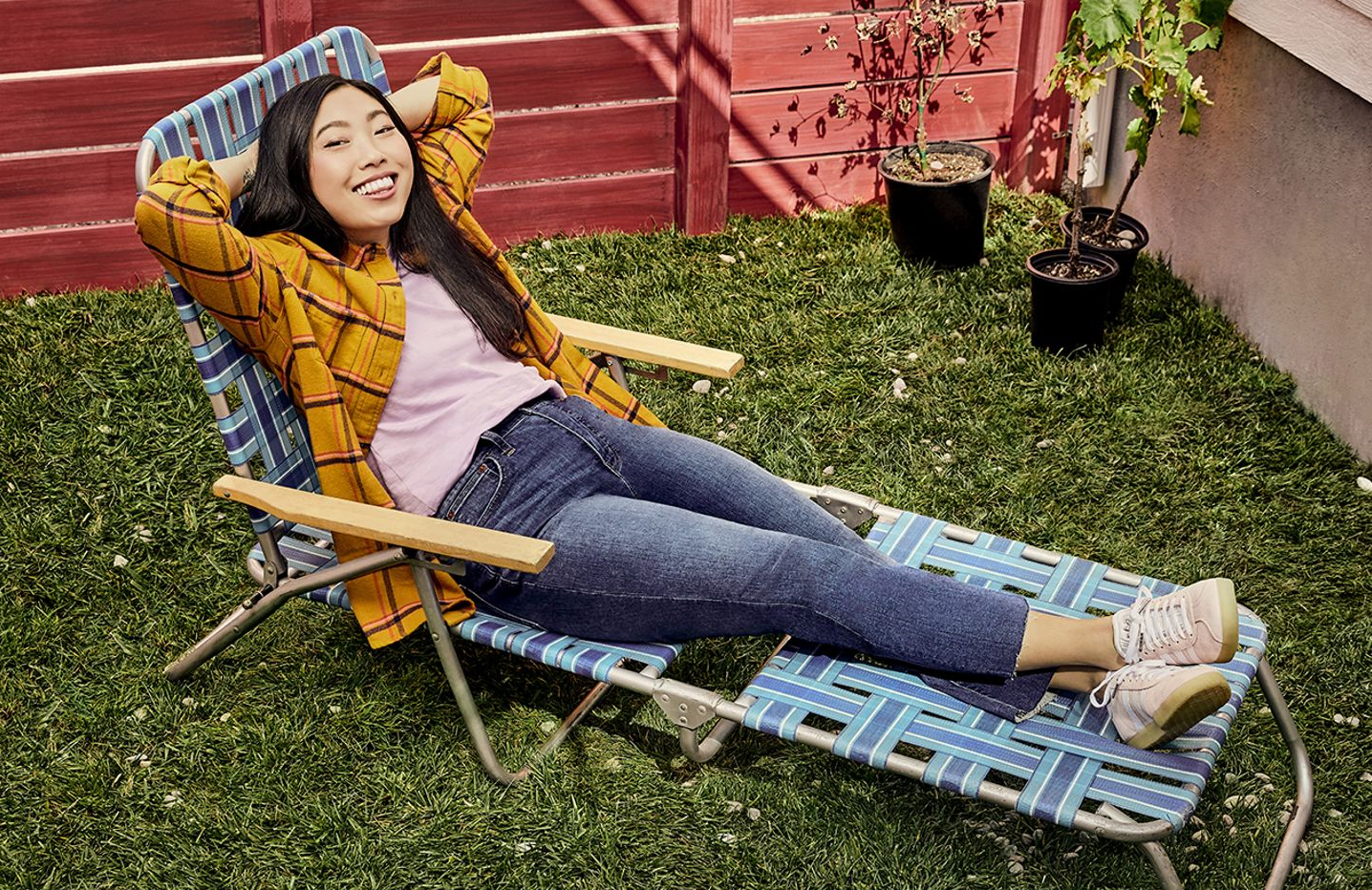 Awkwafina stars in Awkwafina Is Nora From Queens (Photo: Danielle Levitt/Comedy Central)