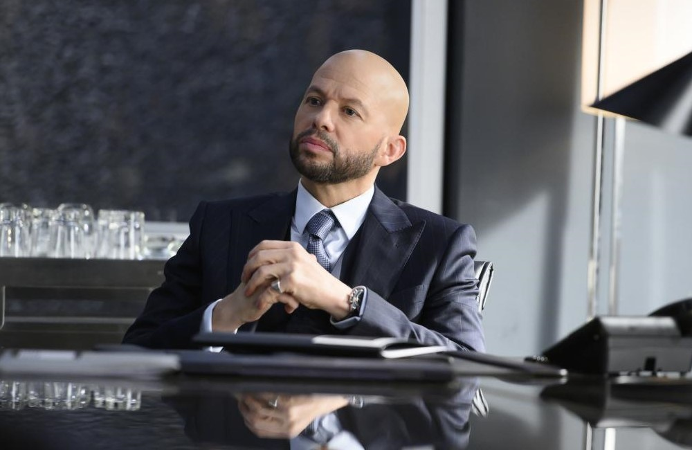 Jon Cryer as Lex Luthor in Supergirl (The CW).