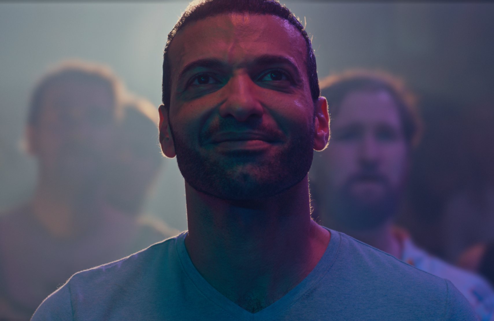 "Haaz Sleiman in ""The Son"" episode of Little America, now streaming on Apple TV+."