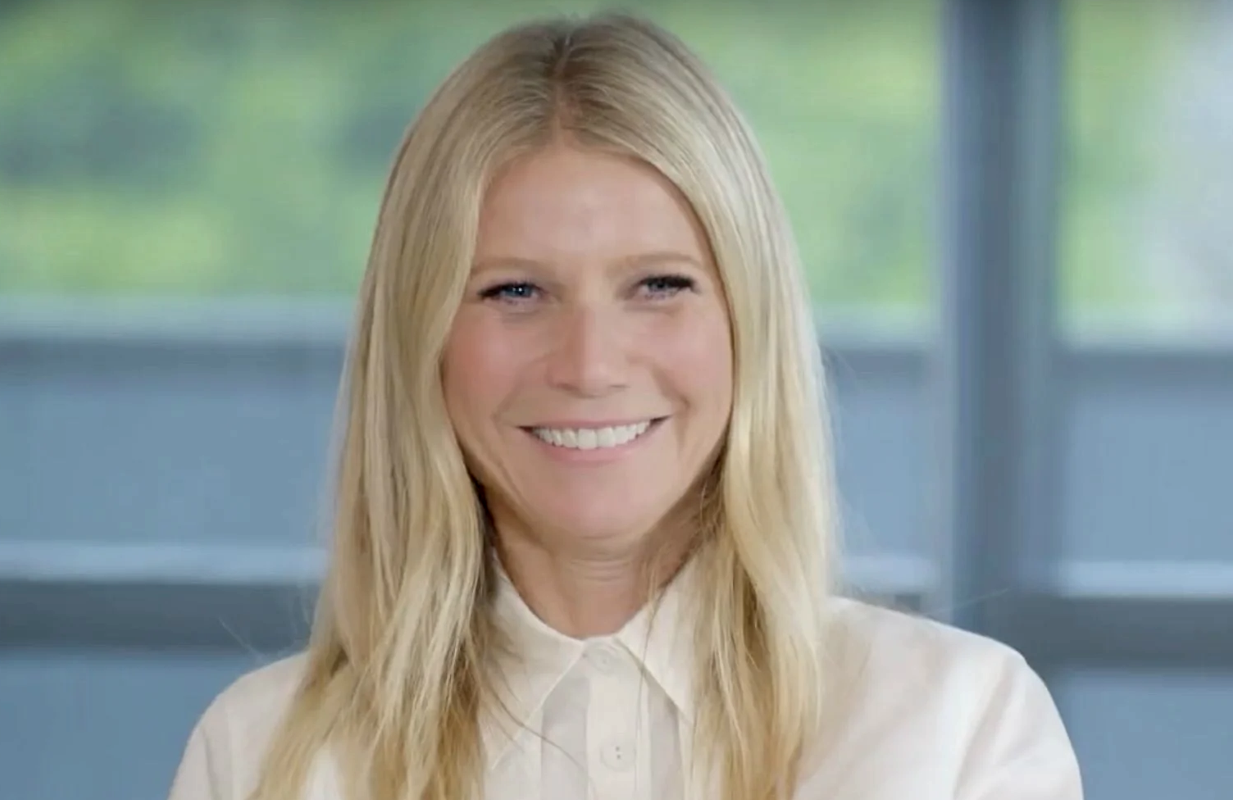 Gwyneth Paltrow in The Goop Lab (Netflix)