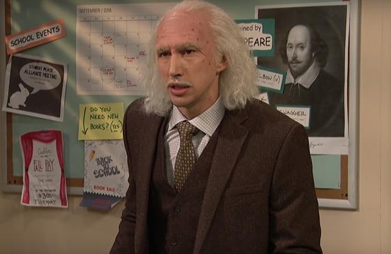 Adam Driver on Saturday Night Live
