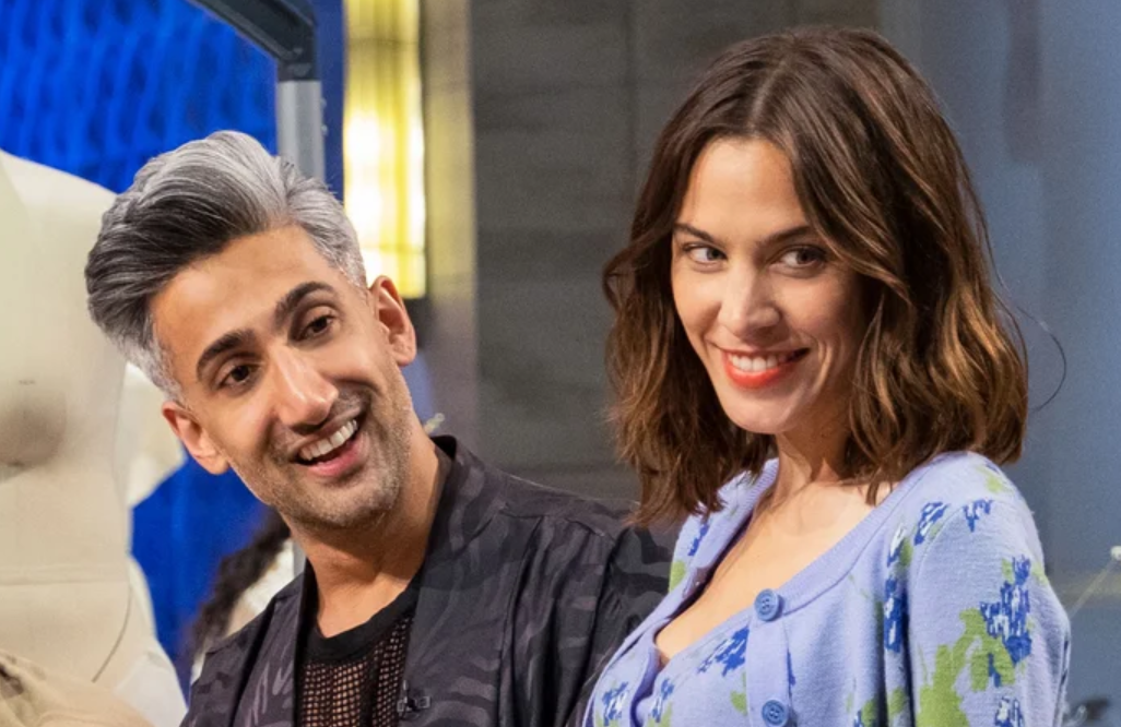 Tan France and Alexa Chung in Netflix's Next in Fashion, premiering Wednesday January 29th. (Photo:Netflix)