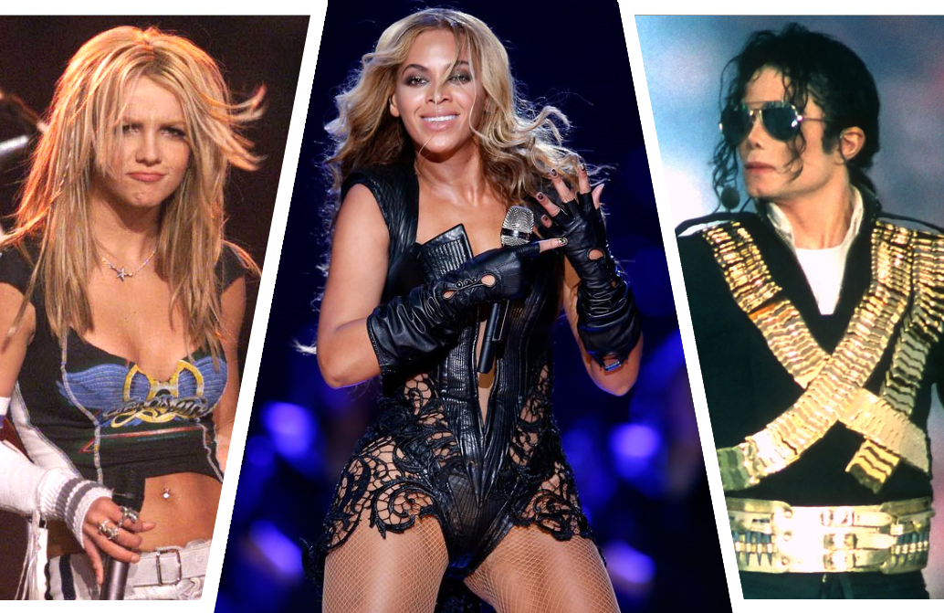 The Superbowl halftime show has become a showcase for the biggest stars in pop music, but it wasn't always this way.