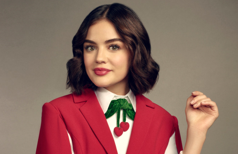 Lucy Hale stars in Katy Keene. (Photo: JSquared Photography/The CW)
