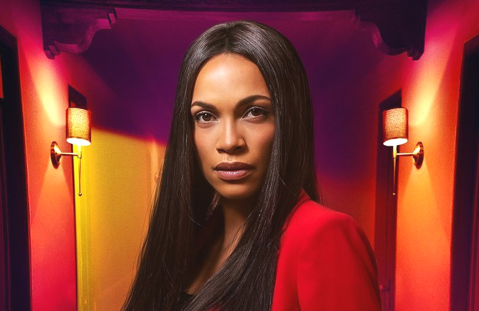 Rosario Dawson stars in Briarpatch (Photo: USA)