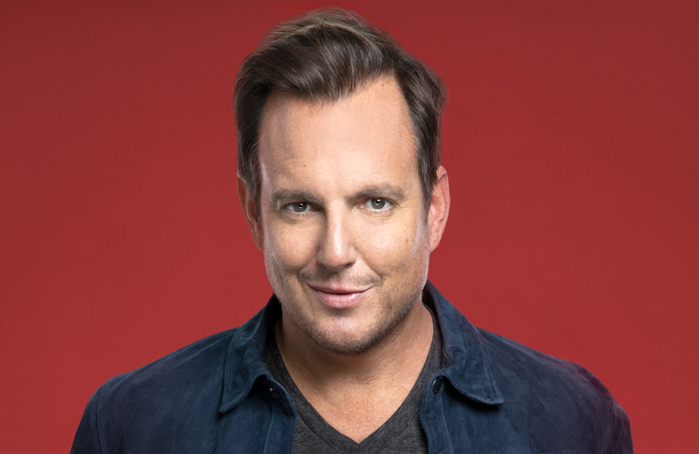 Will Arnett hosts Lego Masters. (FOX)
