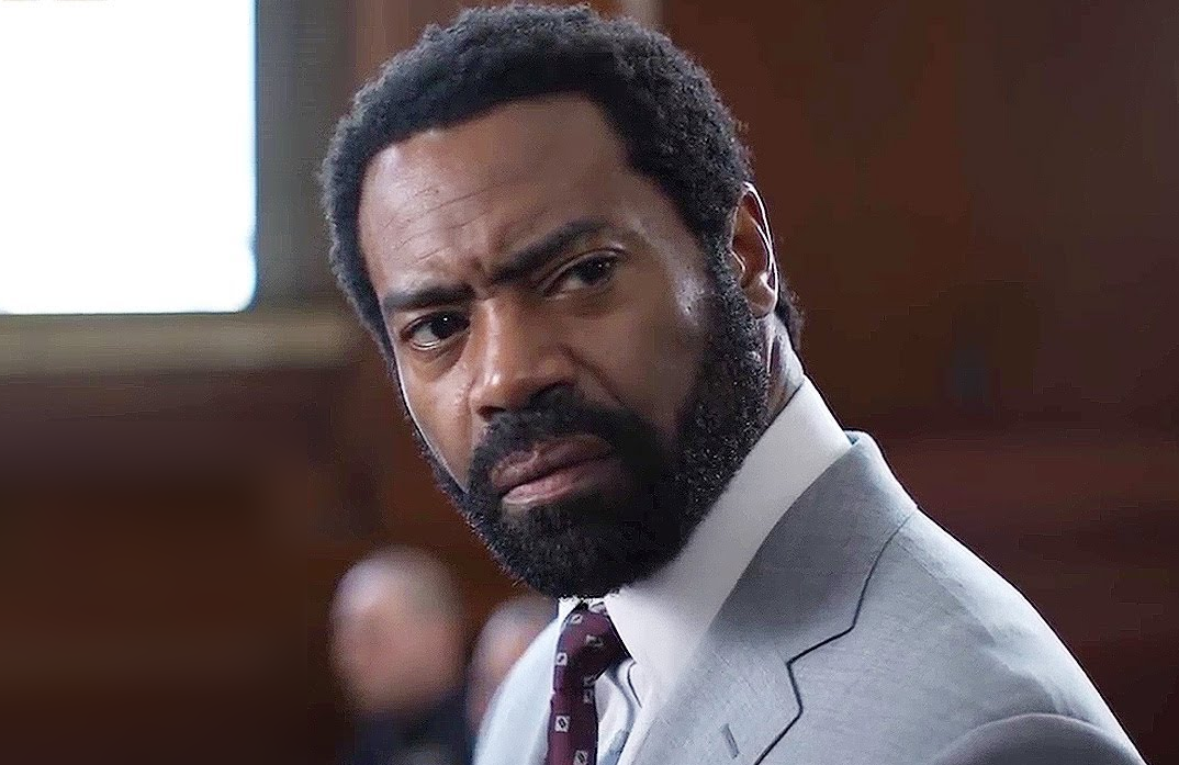 Nicholas Pinnock plays Aaron Wallace in ABC's For Life. (Photo: ABC)