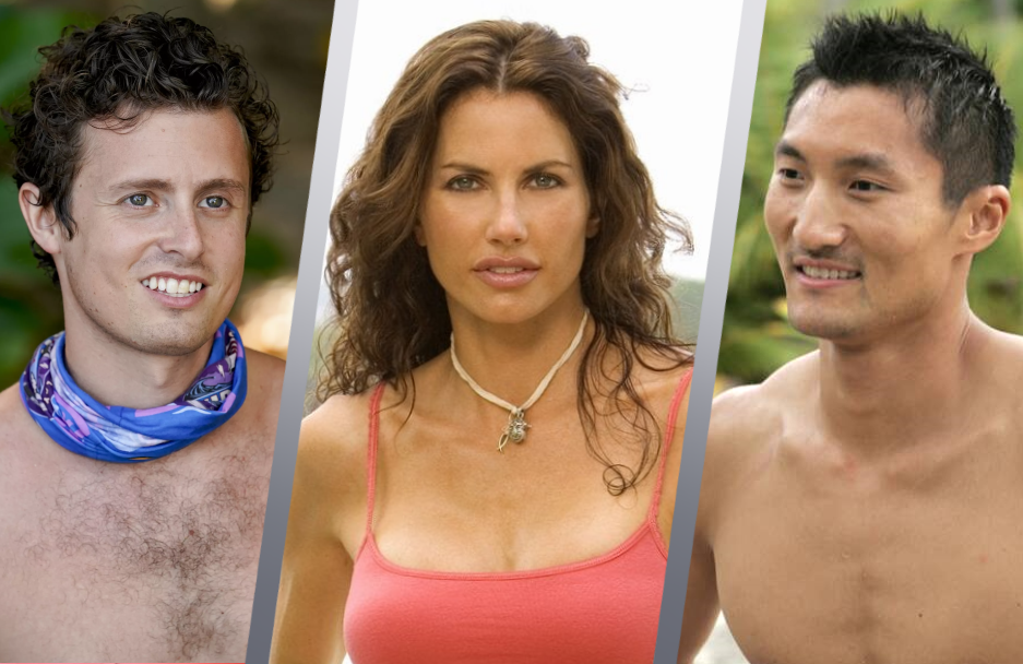 Adam Klein, Danni Boatwright and Yul Kwon are among the Survivor: Winners at War players who we think may be ill-equipped to take on the game's greatest winners. (Photos: CBS)