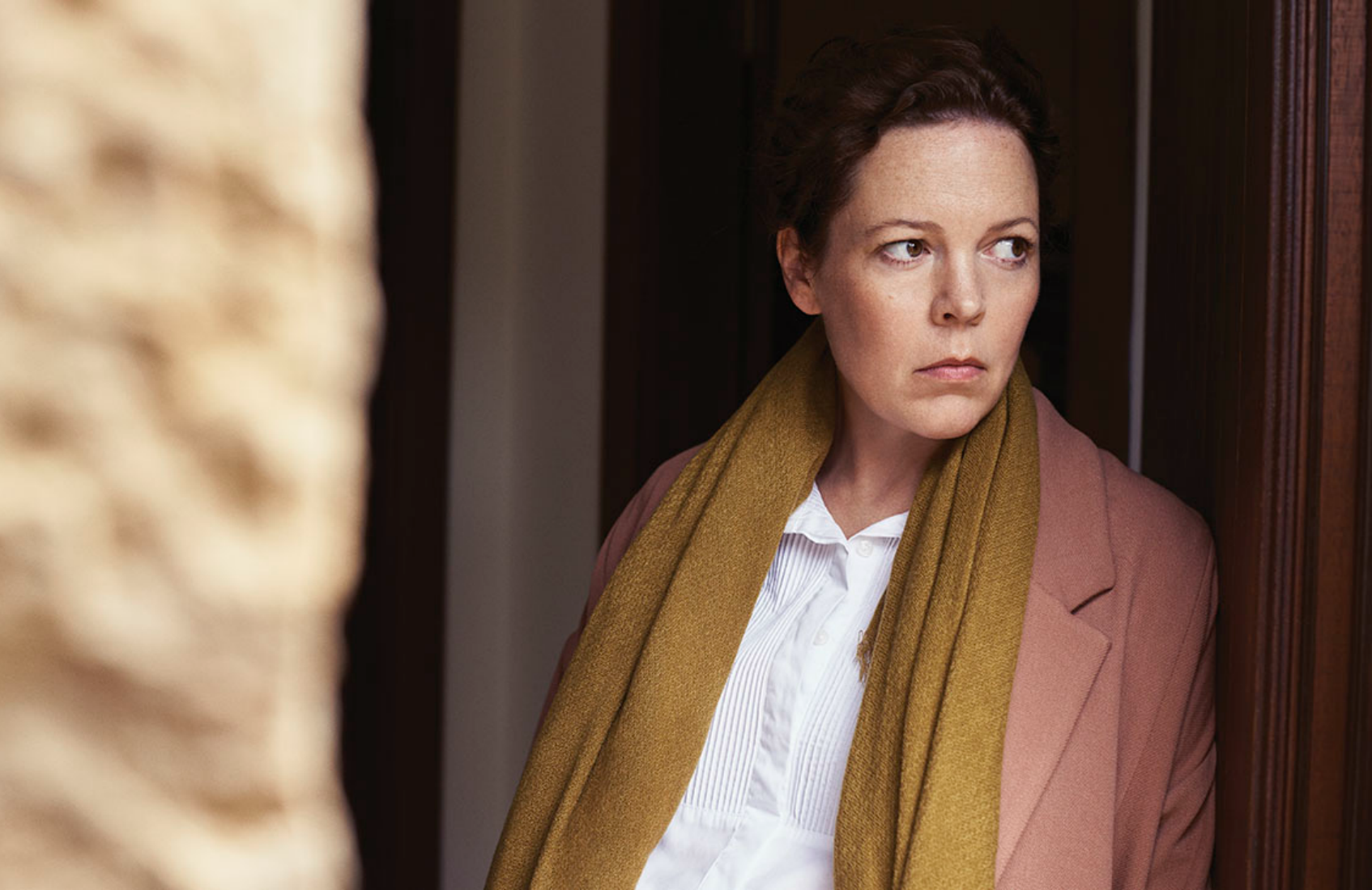 Olivia Colman in The Night Manager. (Photo: AMC)