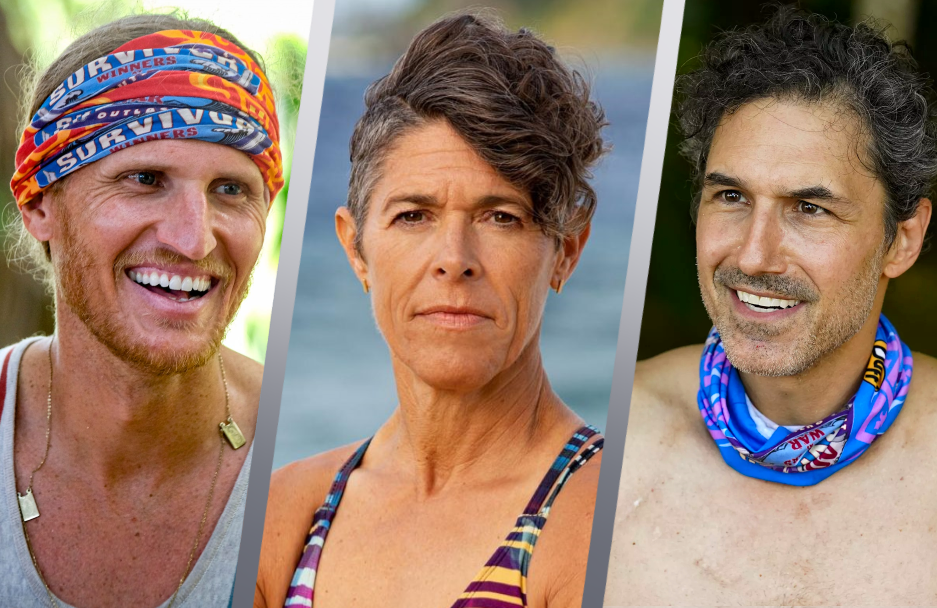 Tyson Apostol, Denise Stapley and Ethan Zohn are among the Survivor: Winners at War players who we think could go all the way against the game's greatest winners. (Photos: CBS)