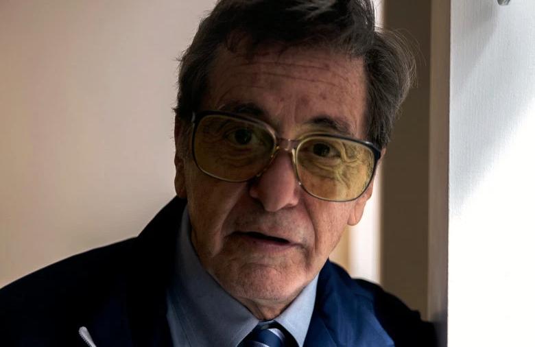 Al Pacino as Joe Paterno in Paterno. (HBO)