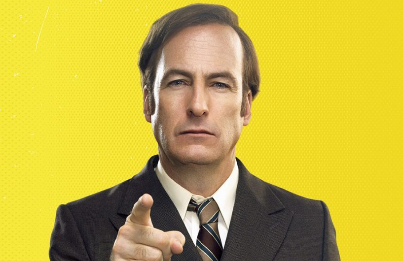 Bob Odenkirk in a promotional photo for the fifth season of Better Call Saul. (AMC)