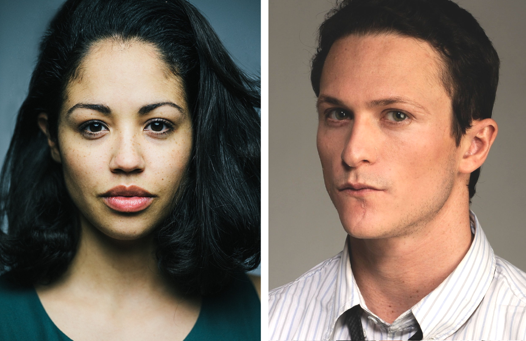 Riann Steele and Jonathan Tucker have been cast in the lead roles in NBC's pilot for Debris.