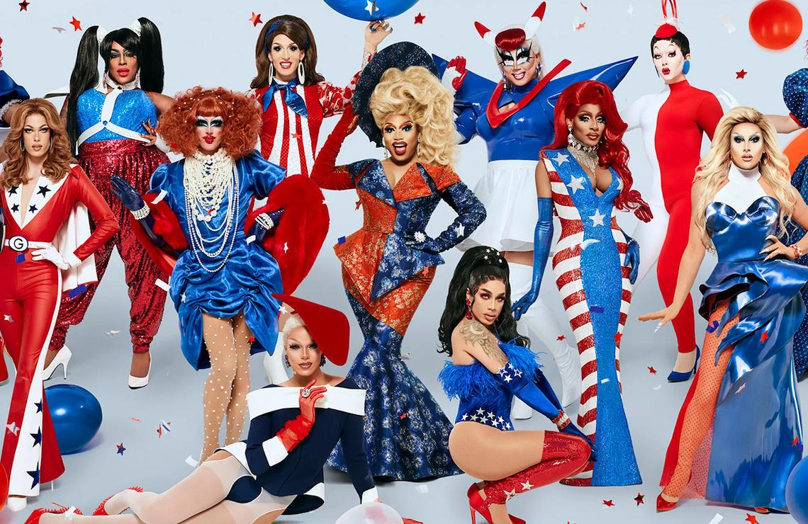 Meet the Season 12 cast of RuPaul's Drag Race (VH1)