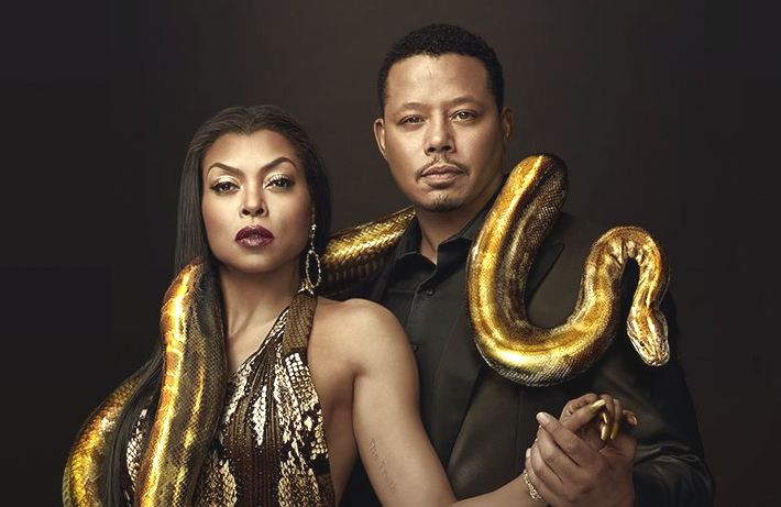 Taraji P. Henson and Terrence Howard star in Empire. (Fox)