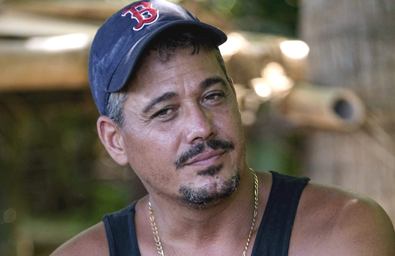Rob Mariano in Survivor: Winners at War. (CBS)