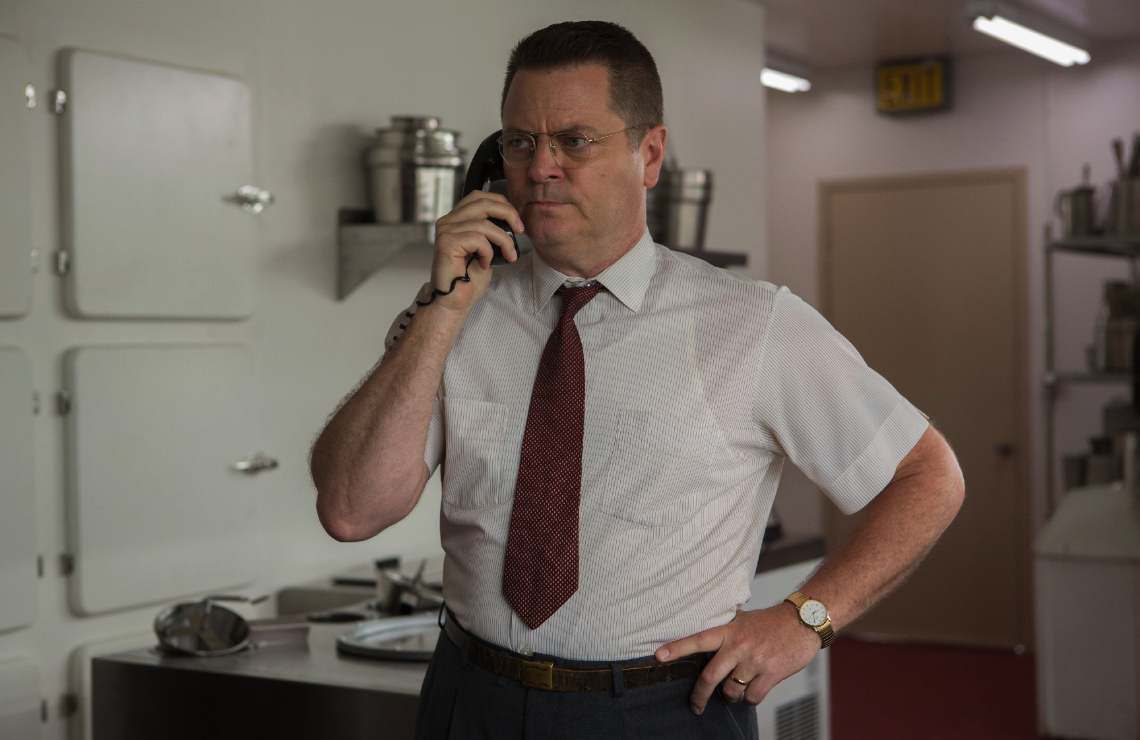 Nick Offerman in The Founder. (Photo: The Weinstein Company)