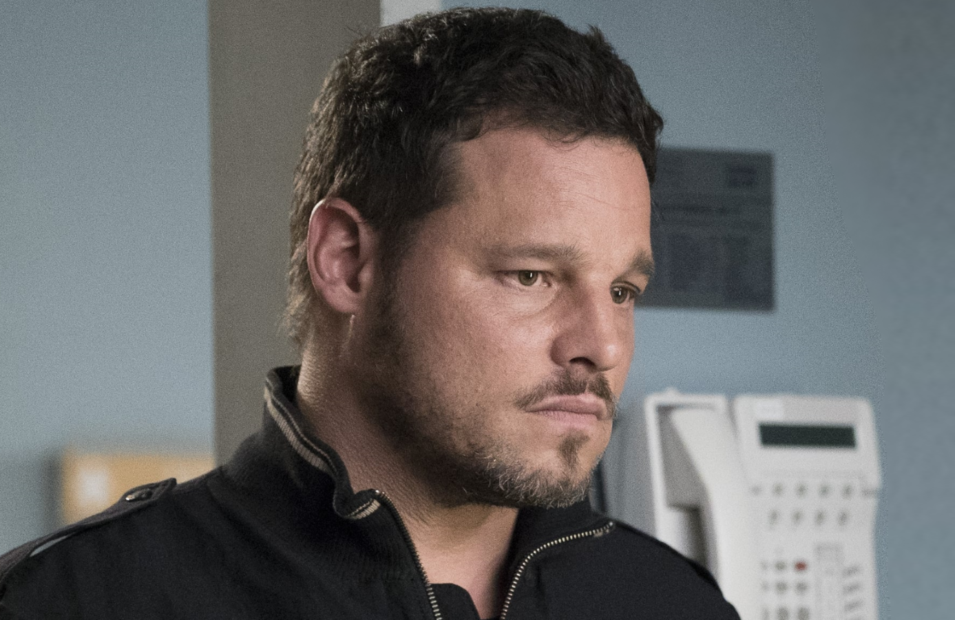 Justin Chambers in Grey's Anatomy (ABC)
