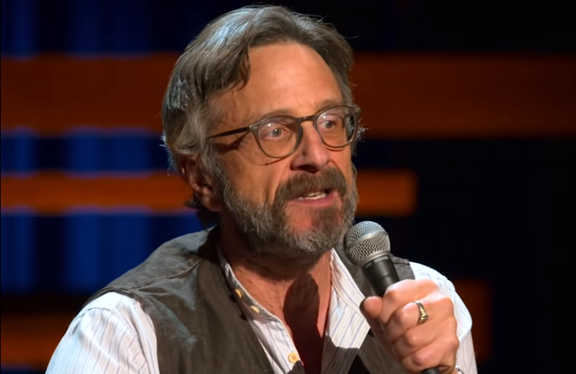 Marc Maron in End Times Fun. (Netflix)