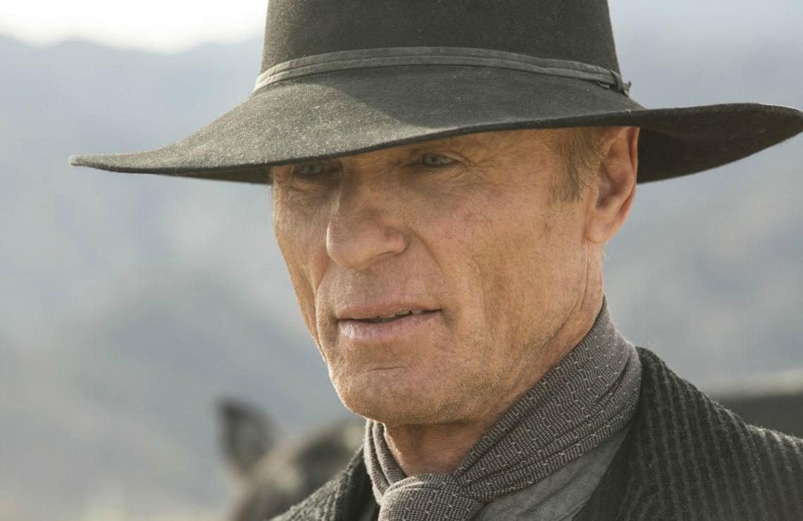 Ed Harris in Westworld. (Photo: HBO)