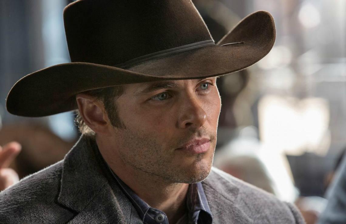 James Marsden in Westworld. (Photo: HBO)