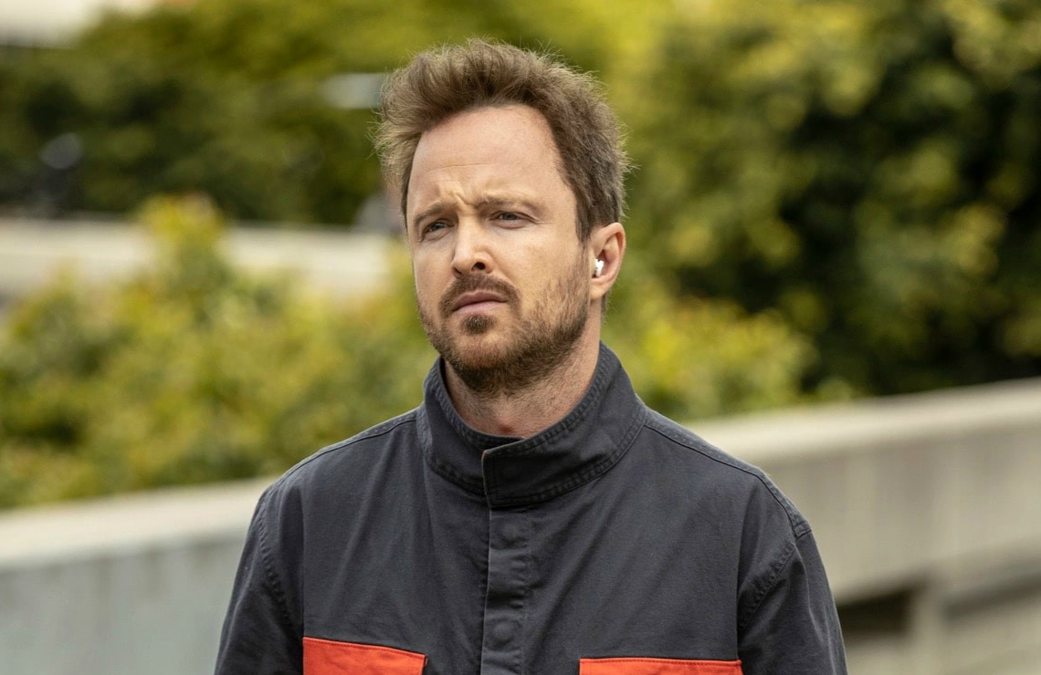 Aaron Paul in Westworld. (Photo: HBO)