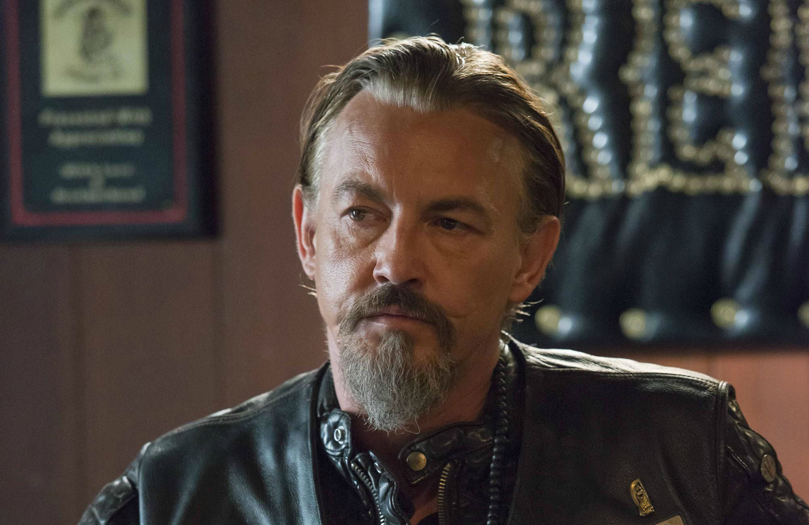 Tommy Flanagan in Sons of Anarchy. (Photo: FX)