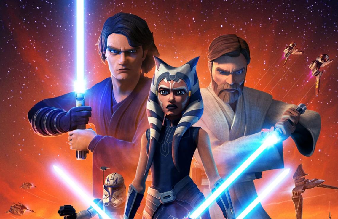Star Wars: The Clone Wars (Disney+)
