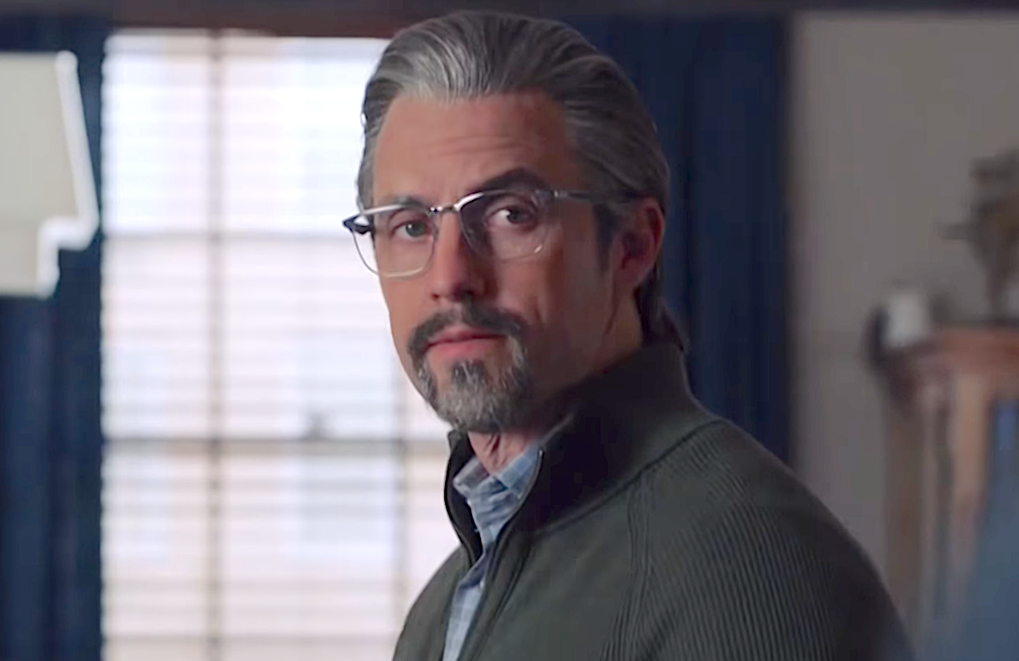 Milo Ventimiglia as Jack Pearson in This Is Us. (NBC)