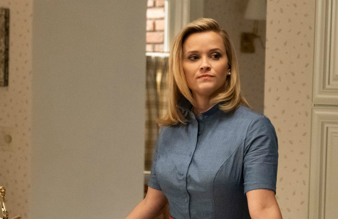 Reese Witherspoon in Little Fires Everywhere. (Photo: Hulu)