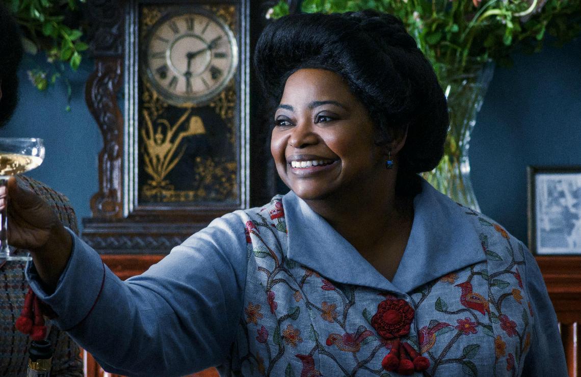 Octavia Spencer in Self Made. (Photo: Netflix)