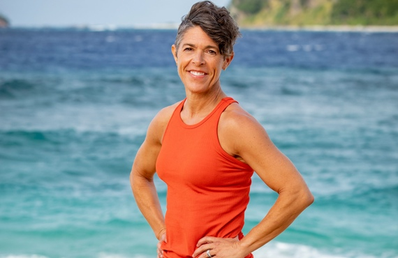 Denise Stapley on Survivor (CBS)