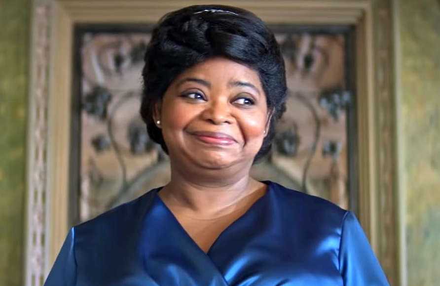 Octavia Spencer is Sarah Breedlove in Self Made: Inspired by the Life of Madam C.J. Walker. (Netflix)