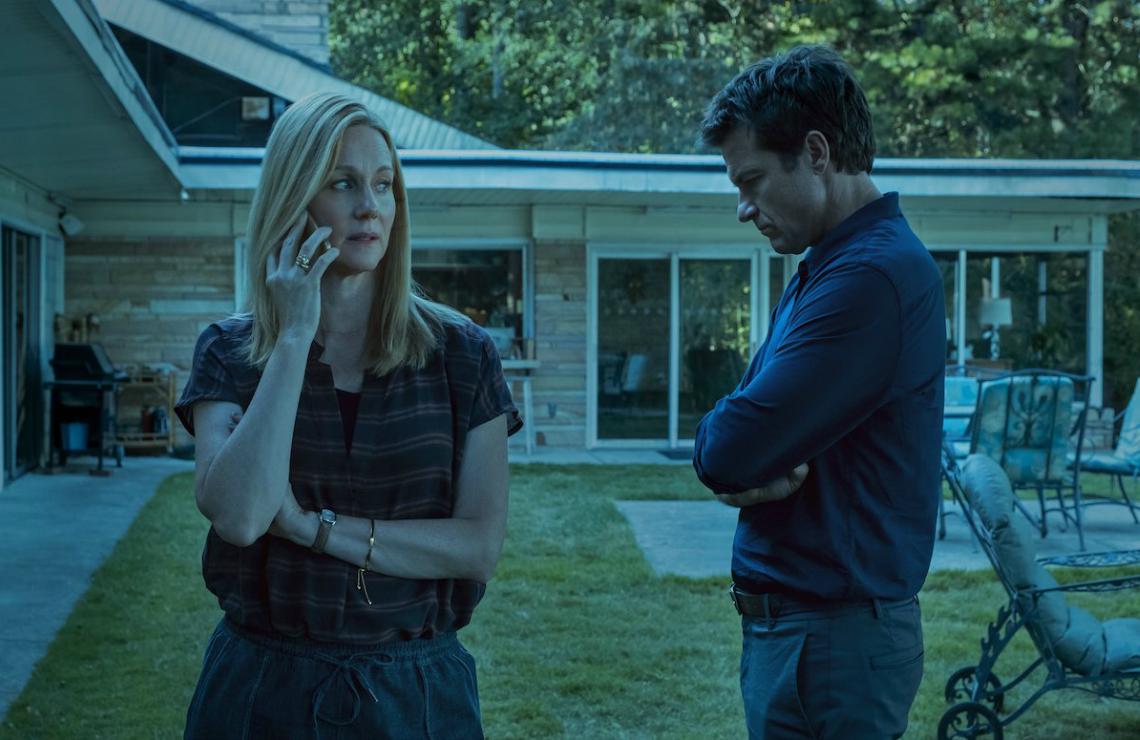 Laura Linney and Jason Bateman in Ozark. (Photo: Netflix)