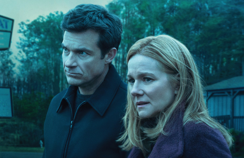 Jason Bateman and Laura Linney in Ozark. (Photo: Netflix)