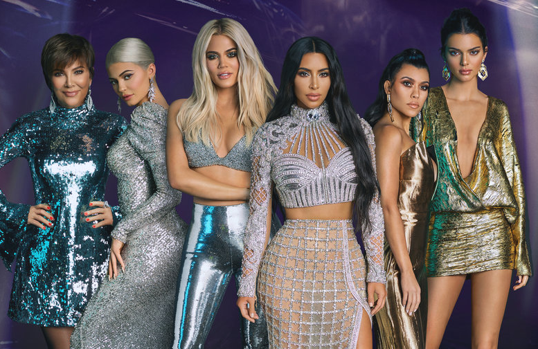 Keeping up With the Kardashians (Photo by: Miller Mobley/E! Entertainment)