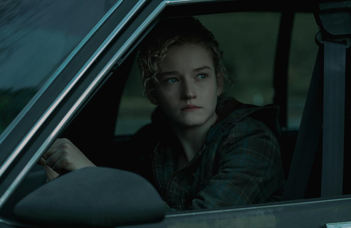 Julia Garner in Ozark. (Netflix)