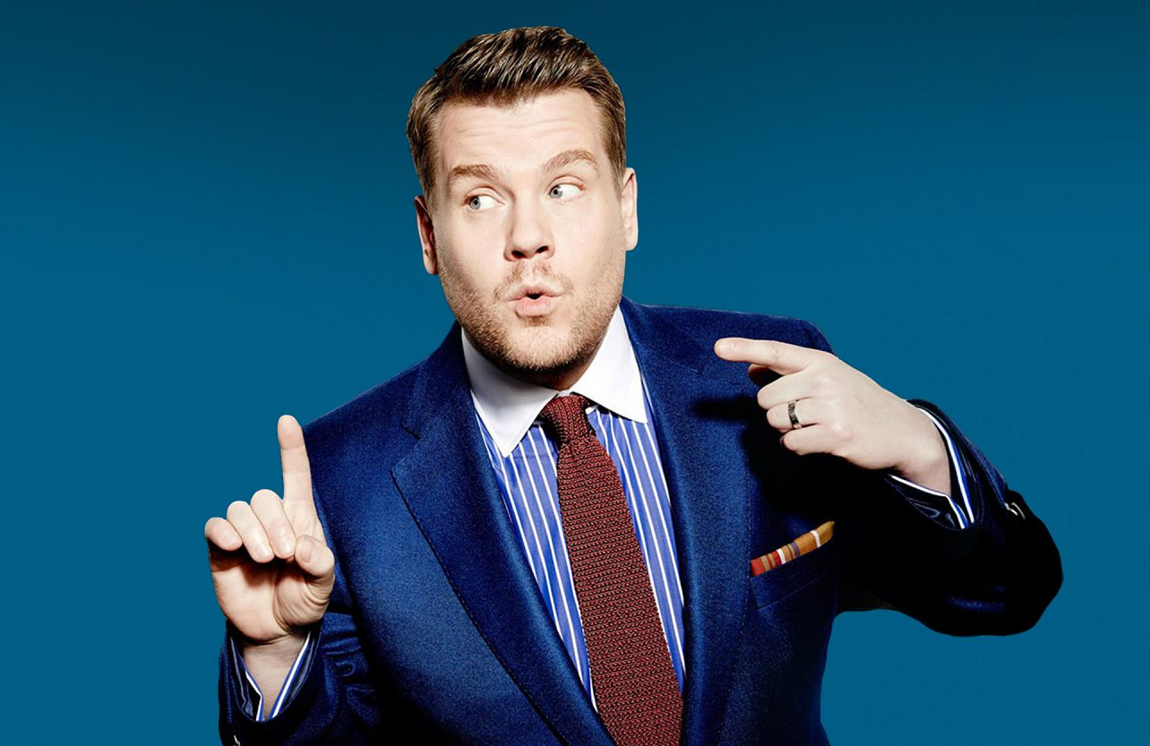 James Corden returns to TV tonight with Homefest: James Corden's Late Late Show Special. (CBS)