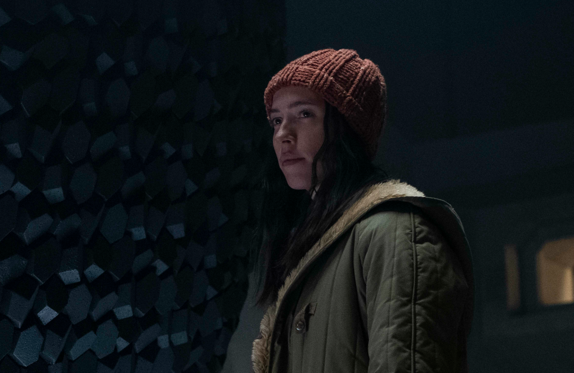 Rebecca Hall in Tales From the Loop. (Amazon)