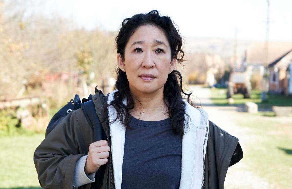 Sandra Oh in Killing Eve. (Photo: BBC America)