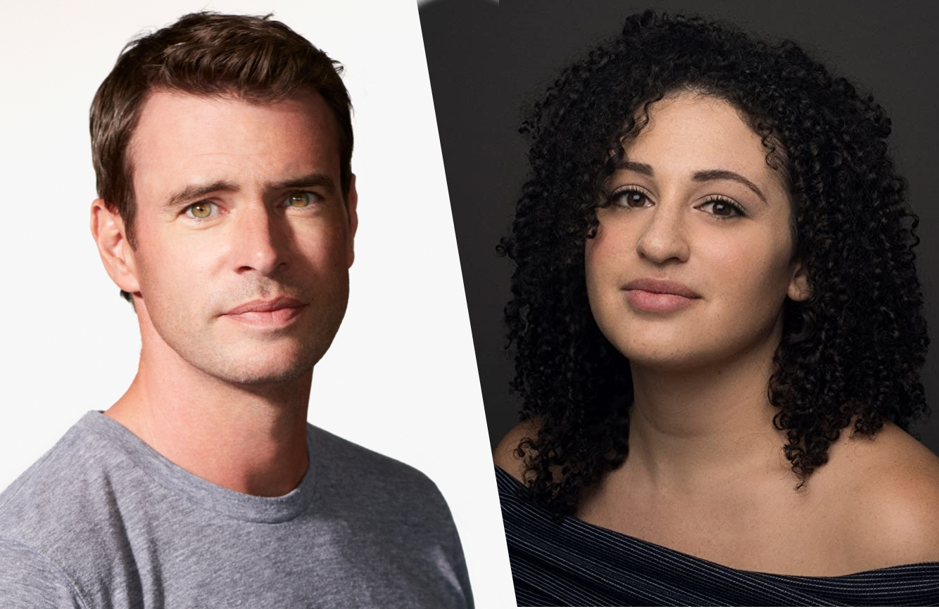 Scott Foley and Simone Recasner are among the ensemble players in the FOX pilot <i>The Big Leap</i>.