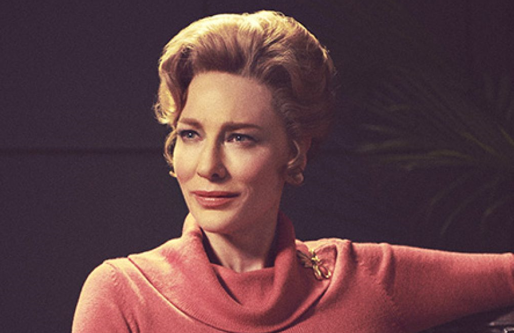 Cate Blanchett as Phyllis Schlafly in Mrs. America. (FX on Hulu)