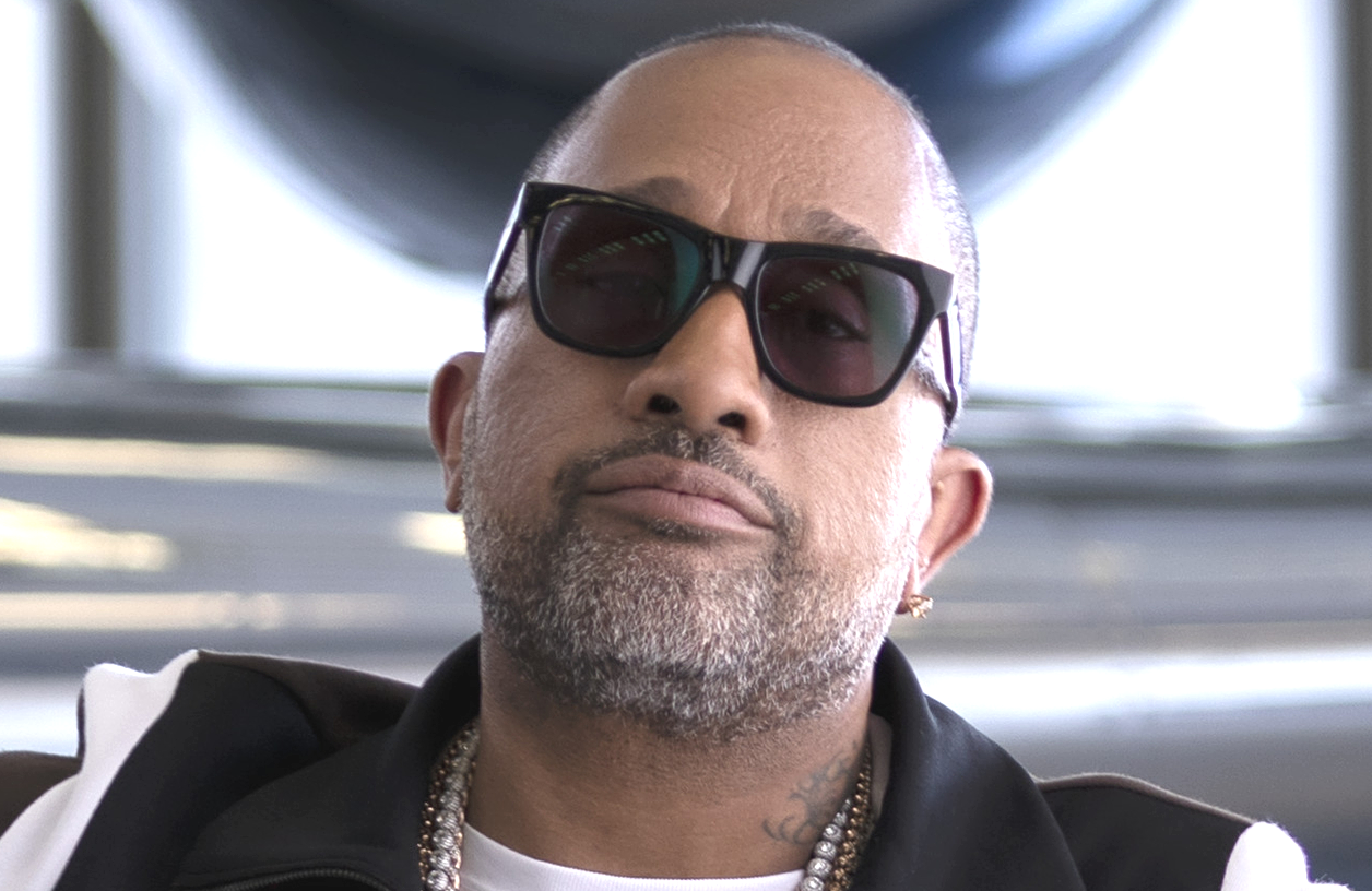 Kenya Barris plays a version of himself in #blackAF (Netflix)