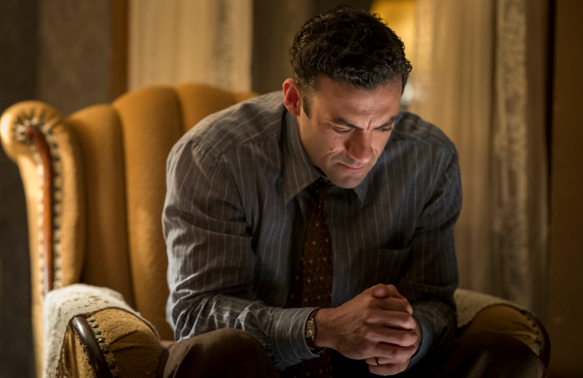 Morgan Spector in The Plot Against America. (Photo: HBO)